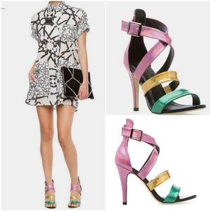 NewInBox paper fox holographic pumps